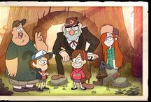 GRAVITY FALLS!!! / by Abbey At 221b