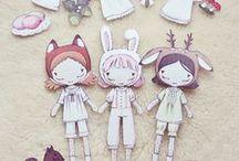 Dolls / by Maria Chaplygina