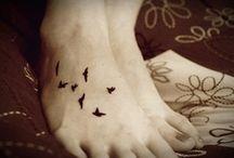 Tattoos  / by Alexis Edrington