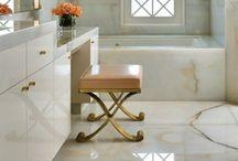 ID || bathrooms / Bathrooms Design Interior design Washroom Salon du bain / by Gemma Pike