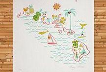 maps / by christina ellis