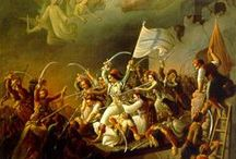 Greek War of Independence / The Greek rebellion against the Ottoman Empire from 1821 to 1832.  / by Zombie E. Lee