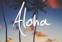 live aloha, always !!! / by Honu Lokahi