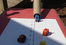 EYFS maths / Maths learning play inside outside foundation stage / by Jenni Willis