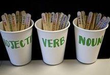 Grammar / by Annie Moffatt