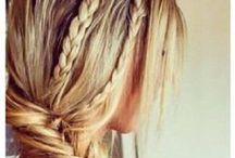 hair / Cut it ..clip it.. grow it.. dye it ..pin it / by Gabriela Ruiz