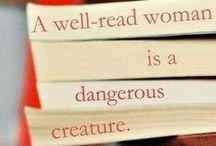 Bookishness / im a bibliophile / by Kerri Hughes