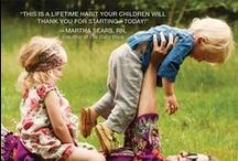 Parents & children  / by Amanda Santos