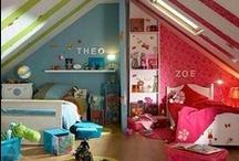 Kids rooms & Play rooms! / by Amanda Santos