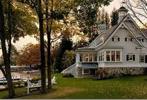 dream homes / by Marci Welcker