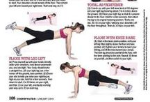 Fitness / by Pepper Greatbridge