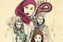 Muslimah Fashion / by Salsabil FHossen