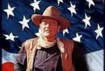 John Wayne / Actor / by Suzanne Tullius
