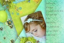 Thrifty Scrap by Gina / by Angeliques Scraps ( digiscrap)