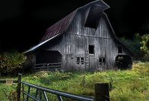 Lovely Old Barns / by Shannon Foley