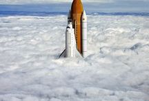 Space Shuttle & Aerospace / by Shannon Foley