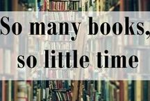 books, glorious books - to read & reading lists / by Magdalena