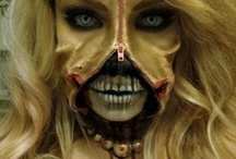 Adult Halloween / Sexy Adult costumes, gory & dark makeup and all kinds of spooky scenary as well as cool decorating & ghouly treats! / by Cynthia Ann