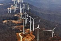 Wind, Turbines & Mills / by Jerry Rogers
