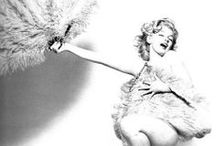 Vintage & OLD Hollywood. / the beauty & style that just ain't around anymore  / by Rosiella Vanhorn