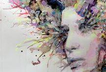art / by charlotte barnes