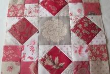 blocs de patchwork  / by brigitte martin