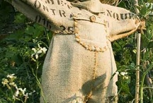 JARDIN     , garden diy , / j'adore mon jardin , des choses rigolotes ou de bonnes idées à faire  / by brigitte martin