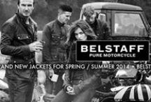 Belstaff / We have been distributing Belstaff in North AMerica since 1988. www.BritishMotorcycleGear.com / by British Motorcycle Gear