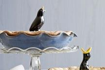 ~Pie Birds/Vents~ / by Sharon Heirholzer