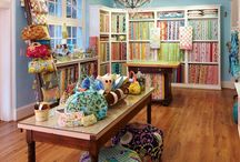 Craft & Sewing Space / by Valerie Salmon
