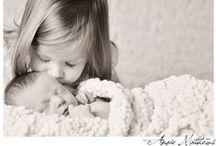 Babies & Kiddos / by Melissa Kilian