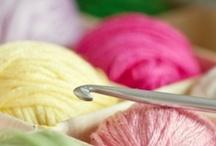 crochet / by Helen Gavin