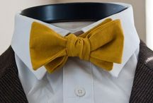 bow ties / by Dianne