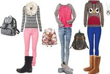 Back to School 2014 / A real teen's style picks for back to school! / by MetroKids Magazine