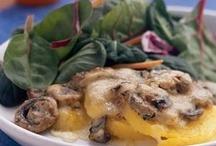 Meatless Main Dishes / by Jenny Farrington