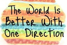 My one true love : One Direction / The perfection of One Direction! / by Carrie Rose