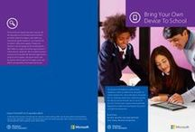 BYOD / A collection of Microsoft resources to help BYOD implementation in education. / by Microsoft Edu Australia