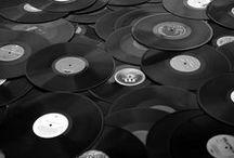 black & white / by Tish Settles