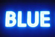 blue & white / by Tish Settles
