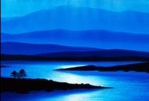 Colbalt Blue / by Barb Pullin