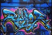 grafitti / by Tish Settles