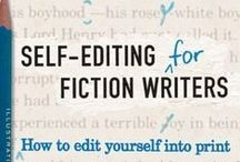 Self-Editing / by St. Davids Christian Writers' Conference