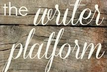 Building Your Platform / by St. Davids Christian Writers' Conference