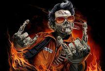 Zombie Apocalypse!! / by W.J. Zombie Hunter