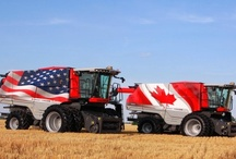 AGCO / AGCO tractors, combines and other farm equipment are sold in more than 140 countries and are led by these four core global brands: 