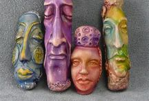 Polymer Clay~Porcelain Creations / by nicole mirabella