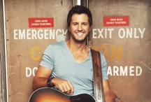 Luke bryan and other less hot dudes / by Kendra parrish