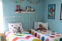 Decor ... Kids room / by Renae Ba