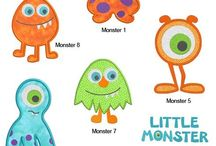 Theme ... Monsters / by Renae Ba