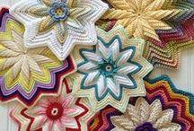 Crochet/Knit / by Myrna Kelley